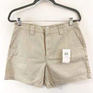 Calvin Klein JeansRegiment Twill Shorts Sz 10 NWT